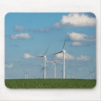 Minnesota, Dexter, Grand Meadow Wind Farm 2 Mouse Mat