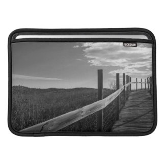 Minnesota, Duluth, Park Point, Boardwalk Sleeves For MacBook Air