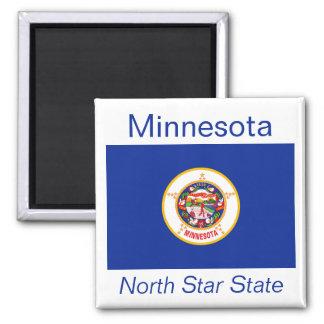 Minnesota Flag Magnet
