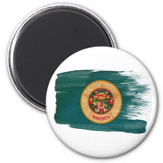 Minnesota Flag Magnets