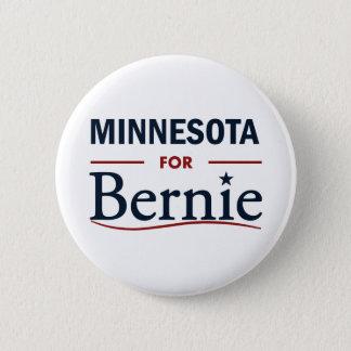 Minnesota for Bernie 6 Cm Round Badge