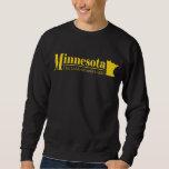 Minnesota Gold Pullover Sweatshirts