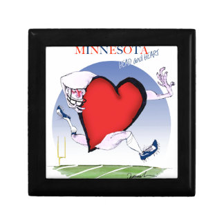 minnesota head heart, tony fernandes gift box
