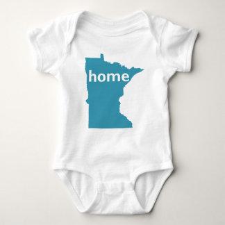 Minnesota Home Baby Bodysuit