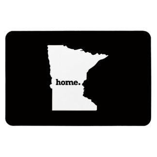 Minnesota Home Rectangular Photo Magnet