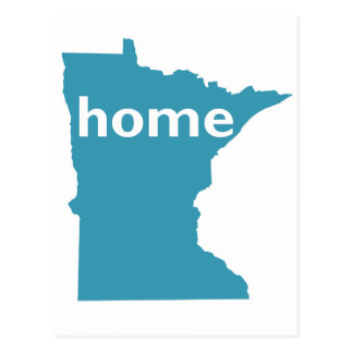 Minnesota Home Postcard