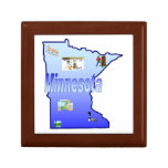 Minnesota Jewellery Box Jewelry Boxes