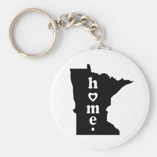Minnesota Key Ring