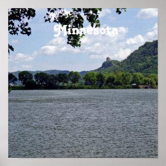 Minnesota Landscape Poster