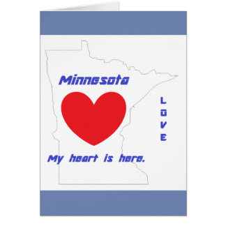 Minnesota Love Card