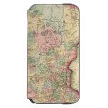Minnesota Map by Mitchell
