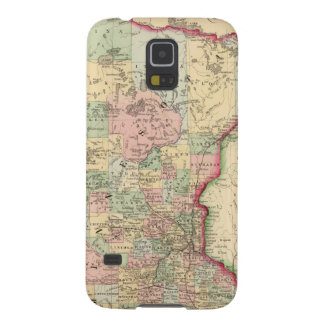 Minnesota Map by Mitchell Cases For Galaxy S5