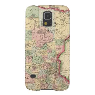 Minnesota Map by Mitchell Galaxy S5 Case