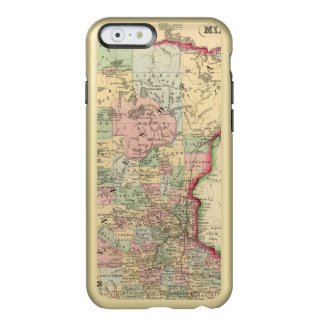 Minnesota Map by Mitchell Incipio Feather® Shine iPhone 6 Case