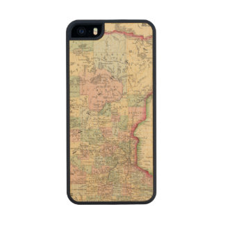 Minnesota Map by Mitchell iPhone 6 Plus Case