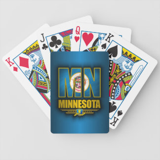 Minnesota (MN) Poker Deck
