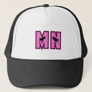 Minnesota Moose Trucker Hat