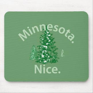 Minnesota Nice.  Period! Mouse Pad