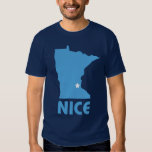 Minnesota Nice Tee Shirts