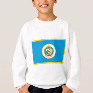 Minnesota Official State Flag Sweatshirt