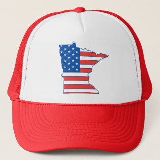 Minnesota Patriotic Hat