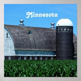 Minnesota Print