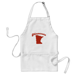 MINNESOTA Red State Aprons