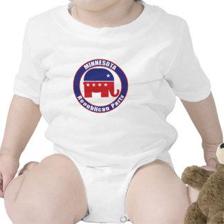 Minnesota Republican Party Bodysuits