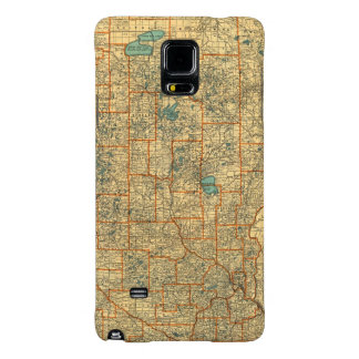 Minnesota road map galaxy note 4 case