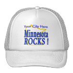 Minnesota Rocks ! Mesh Hats