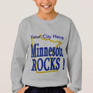 Minnesota Rocks ! Sweatshirt