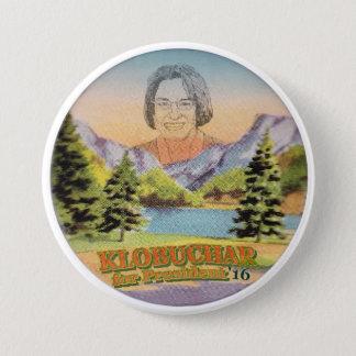 Minnesota Senator Amy Klobuchar for President 7.5 Cm Round Badge