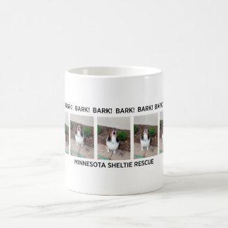 Minnesota Sheltie Rescue BARK Mug