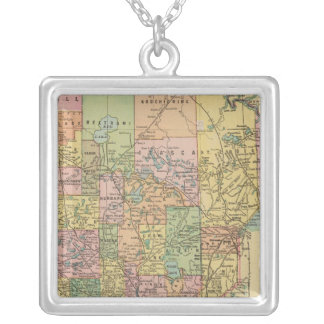 Minnesota Silver Plated Necklace