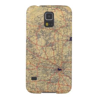 Minnesota standard map galaxy s5 case