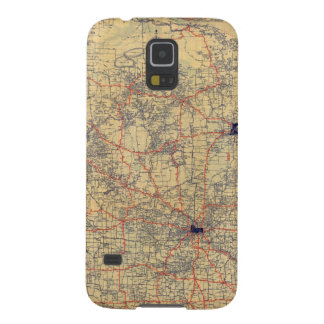 Minnesota standard map galaxy s5 cover