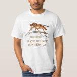 MINNESOTA  STATE BIRD: THE MOSQUITO TEE SHIRT