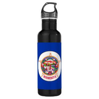 Minnesota State Flag 710 Ml Water Bottle