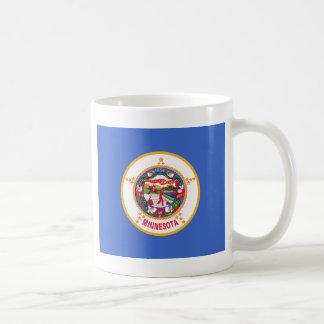 Minnesota State Flag Basic White Mug