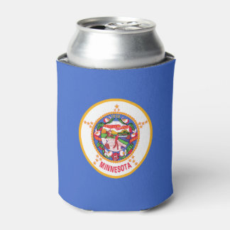 Minnesota State Flag Can Hugger