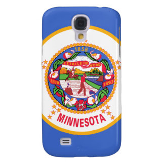 Minnesota State Flag Galaxy S4 Case