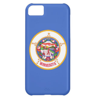 Minnesota State Flag Case For iPhone 5C