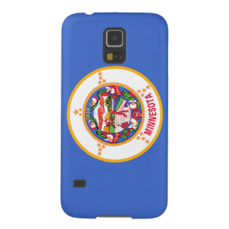 Minnesota State Flag Case For Galaxy S5