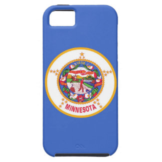 Minnesota State Flag iPhone 5 Covers