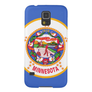 Minnesota State Flag Galaxy S5 Cases