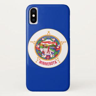 Minnesota State Flag Case-Mate iPhone Case