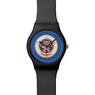 Minnesota State Flag Design Watch