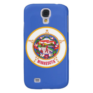 Minnesota State Flag Galaxy S4 Case