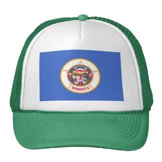 Minnesota State Flag Hats
