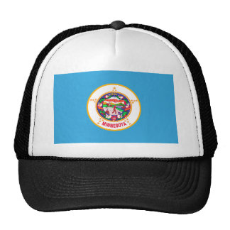 Minnesota State Flag Hat